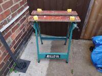 Black & Decker Workmate 400 work bench