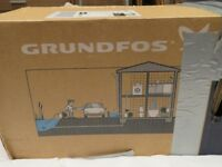 Grundfos JP5 AA CVBP stainless steel water booster pump x2