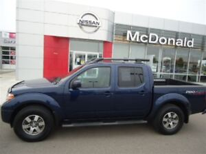 2011 Nissan Frontier PRO-4X One Owner