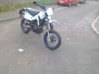 Sunnis Apache 125 cc