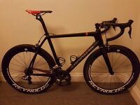 Argon 18 gallium pro di2 carbon race bike, bicycle size 57, not s works trek cannondale or bianchi