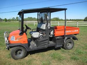 2013 Kubota RTV 1140 CPX POWER STEERING