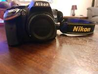 Nikon D3200 camera body only