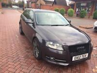 2012 Audi A3 1.6 TDI SE Sportback 5dr (BLUETOOTH LEATHERS )UNRECORDED HPI CLEAR