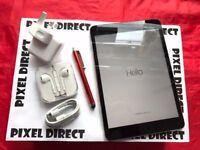 Apple iPad Mini 2 128GB, WiFi + Cellular, Black, Unlocked, +WARRANTY, NO OFFERS