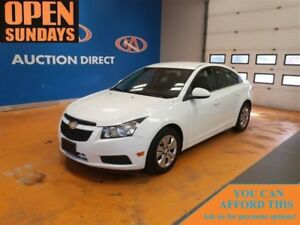2014 Chevrolet Cruze LT!! FINANCE NOW!