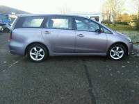 MITSUBISHI GRANDIS 2.4 PETROL MANUAL WITH FULL LEATHER INTERIOR AND DVD