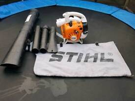 stihl sh56c 2in1 handheld leaf blower,vaccum shreeder,in very good condition.