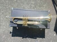 Belmonte Trumpet with Hardcase