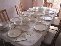 Marlfield by Noritake (Debenhams)Dinner Service, PROVISIONALLY SOLD