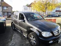 Mercedes ML270CDi 4x4 **Very Good Condition throughout**
