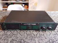 Klynstrom Audio (Kent) - Power Amp - Amplifier - Sound System