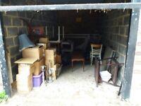 Garage, Lock-Up, Storage