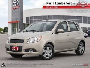 2011 Chevrolet Aveo LT For the budget-conscious buyer who wan...