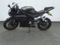 Yamaha YZF R125, 2016 - Immaculate Condition!