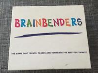 Brainbenders Trivia board Game