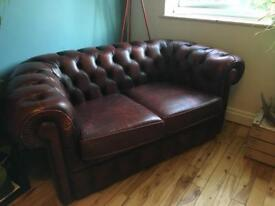 Chesterfield 2 seatings