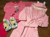 5 year old quality sleepwear bundle. Inc. Monsoon, Mini Boden etc.