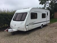 Caravan- 6 Berth, Sterling Cruach Culmor, 2004 excellent condition £6,000 ono