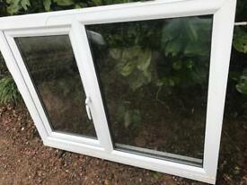 White UPVC window for sale £15 o.n.o