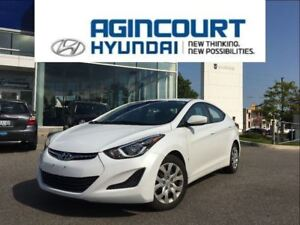 2016 Hyundai Elantra GL/HEATED SEATS/BLUETOOTH/ONLY 34925KMS