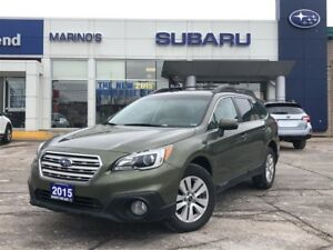 2015 Subaru Outback 3.6R Touring at