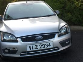 2007 Focus 1.6 Petrol Manual - Not driven since Mar 2017 Great Deal £750 ono - Must sell asap.