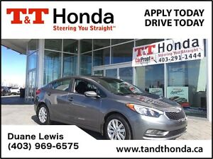 2016 Kia Forte ***C/S***LX *No Accidents, One Owner, Bluetooth