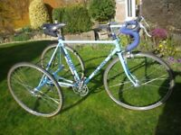 KEN JAMES VINTAGE TRICYCLE in excellent cond. 23 inch frame.