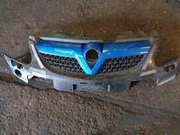Corsa D VXR front Grille