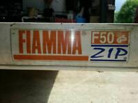 Fiamma F50 Zip Awning