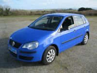 VW Polo 1.2 5dr Very Low Mileage 29000 New MOT No Advisories