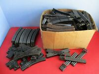 Vintage Model Railway Train Set Track Job Lot