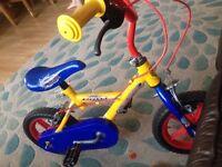 12inch kids bike used