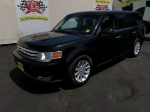 2011 Ford Flex SEL, 3rd Row Seating, Navigation, Sunroof, AWD