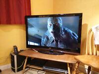 """Sanyo 42"""" LCD TV"""