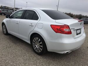 2011 Suzuki Kizashi S automatic memory seat Kitchener / Waterloo Kitchener Area image 6