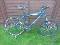 SPECIALIZED HARDROCK -SPARES OR REPAIRS