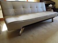 MADE Argent Double Sofa Bed (slight Second)
