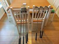 Golf Clubs - Full set of irons