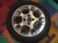 Ford Fiesta Alloy Wheel 195/50-R15