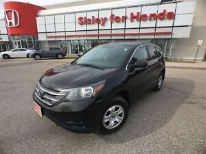2014 Honda CR-V LX - Rearview Camera, Bluetooth, Heated Seats