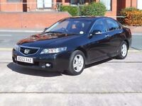 03 HONDA ACCORD 2.0i VTEC EXECUTIVE + AUTOMATIC + LEATHER