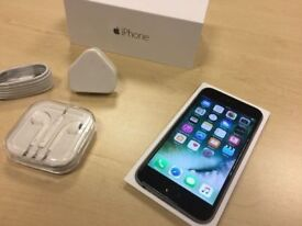 ***GRADE A *** Boxed Space Grey Apple iPhone 6s 16GB Factory Unlocked Mobile Phone + Warranty