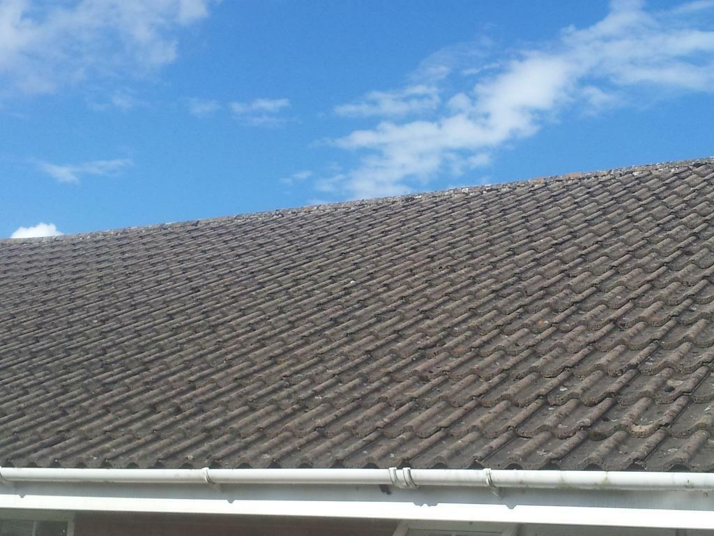 Marley Double Roman Interlocking Roof Tiles In