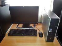 HP Compaq dc7900 Desktop PC Full Setup