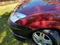 Ford focus 1.6 petrol manual