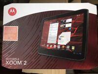 "Motorola Xoom 2 - 10.1""Android Tablet 16gb Boxed"