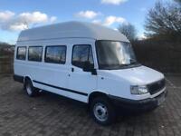 2003 LDV Convoy 2.4 dti 90 3.5t Minibus 17 seats, 83k MILES, SEPTEMBER 18 MOT, NO VAT