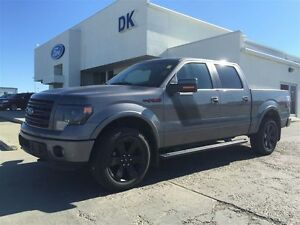 2014 Ford F-150 FX4 Appearance Package, Moonroof, Navigation